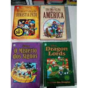 Disney Luxo Capa Dura 4 Volumes (black Friday) Frete Grátis
