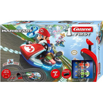 Mario Kart 8 Pista Carrera First