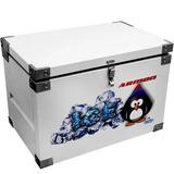 Caixa Térmica Armon 140 Litros Interior Em Aço Inox Tmi140