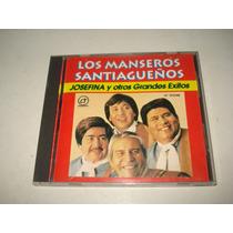 Los Manseros Santiagueños - Josefina Y Otros Exitos Cd