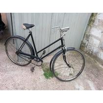 Bicicleta Feminina Raleigh Original Para Restauro