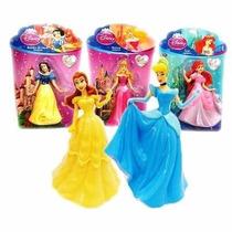 Bonecas Princesas Disney Miniaturas Coleção