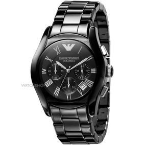 Reloj Emporio Armani Negro Ceramica Ar1400