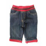 Gymboree Bebê Calça Jeans Forrada De Fleece- 3 A 6 Meses!!