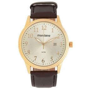 Relógio Mondaine Análogo Calendário Social 83284gpmvdh1