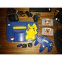 Nintendo 64 Edición Especial Pikachu 2 Juegos Expansion Pack