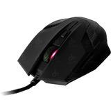 Mouse Gamer Eagle Warrior G15 Retroiluminado 2400dpi