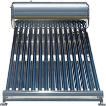 Calentador Solar Acero Inoxidable Para 4 Personas