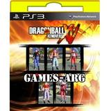 Dlc Dragon Ball Xenoverse Gt Pack 2 Ps3 Playstation Gamesarg