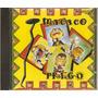 Cd Macaco Prego - Imagens Do Verão - Novo***