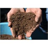 Lombricomposta Abono Organico De Lombriz Para Jardin 1kg