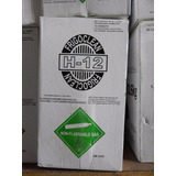 Garrafa Gas Refrigerante H-12 Reemplazo De R-12 Heladeras