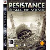Ps3 Resistance Fall Of Man Nuevo - Sellado - En Pilar