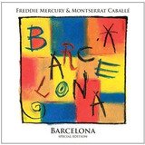 Cd Freddie Mercury Barcelona Special Edition - Queen