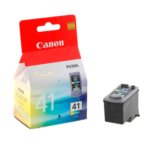 Cartucho Original Canon Cl41 Colorido 12ml Ip1300 Mp140 Mx31