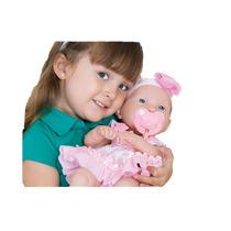 Boneca Baby Ninos Igual Bebê De Verdade - Cotiplas