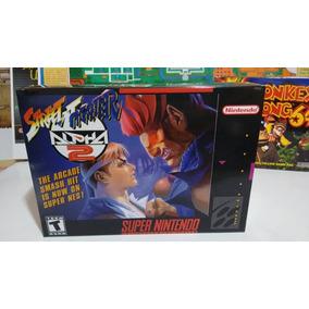 Caixas Super Nintendo Com Berço