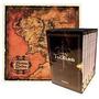 Estuche Tolkien 6 Volumenes + Mapa De La Tierra