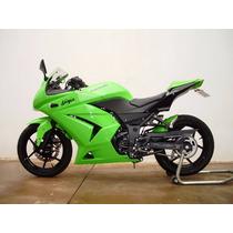 Suporte Eliminador Placa Oxxy Kawasaki Ninja 250 R Todas