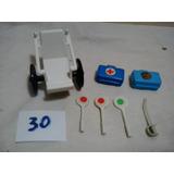 Playmobil Trol - Acessórios - Cadeira De Rodas-valise - Trol