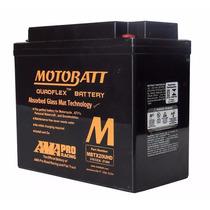 Bateria Motobatt Mbtx20u-hd Harley Softail Dyna Fat Boy