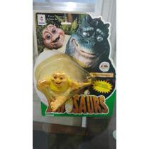 Boneco Baby Da Silva Sauro Dinosaurs Mimo Lacrado
