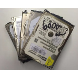Disco Duro Sata Para Notebook 60 Gb