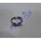 30 Aros,anillos Para Señuelo,split Ring,pesca,rapala.