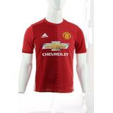 Camiseta De Fútbol Niño adidas Mufc H Jsy Y