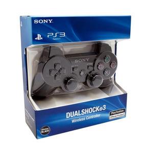 Manete Dualshock 3 Ps3 Playstation 100% Original Sony