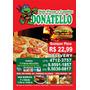 10 Mil Panfletos Pizzaria E Restaurante 20 X 14 Colorido