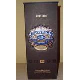 Caja Vacia De Whisky Chivas Regal 18