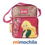 Morral Barbie Con Bordado Y Brillitos !! Original!!