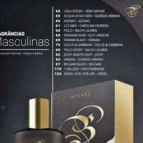 Kit 10 Fragancia De Perfume Masculino 100ml Thu An Thu