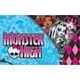 Mega Painel Para Festa Aniversário Monster High 2,00x1,50