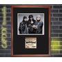 Motorhead Foto Firmada Y Entrada Concierto 25 Aniversario