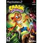 Crash (coleção 5 Jogos) Ps2 - Frete Gratis