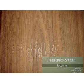 Piso Laminado Tekno Step 8mm Linea Toscana En Promocion!!!
