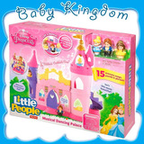 Castillo De Princesas Disney Fisher Price Musical 2 Pisos