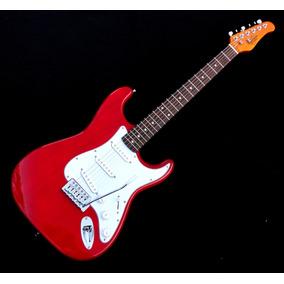 Guitarra Eléctrica Oscar Schmidt Tams-os300-tr By Washburn