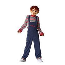 Disfraz Chucky Boy Traje - Medio Niño / Grande