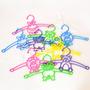 Pack De 20 Perchas De Diseño Para Bebes Y Niños Punto Bebe