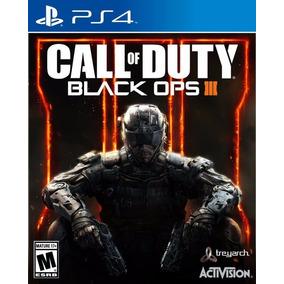 Call Of Duty Black Ops Iii Ps4 Nuevo En Español Citygame