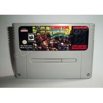 Donkey Kong Country 2 Jogo Em Portugues Super Nintendo Snes