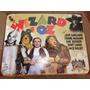 Placa Metálica Importada Mágico De Oz (usa)