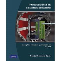 Libro: Introducción A Los Sistemas De Control: - Pdf