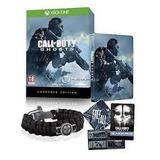 Xbox 360 Call Of Duty Ghosts Hardened Edition Nuevo Sellado