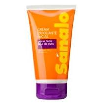 Limpiador Facial Exfoliante Sanalo 150 Gr