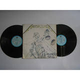 Lp Vinilo Metallica And Justice For All Print Colombia 1988