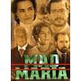 Dvd Seriado Mad Maria Completo Em 7 Dvds